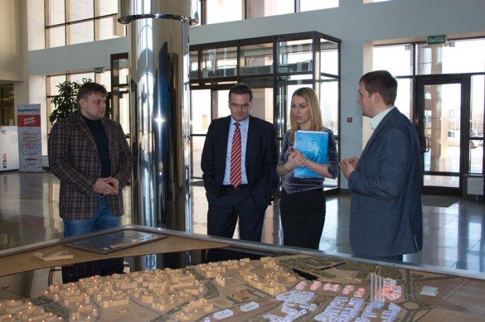 Инвестиционные возможности оэз «дубна» представлены немецкому бизнесу