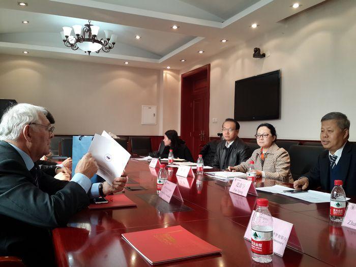 Иркутская область может принять участие в реализации российско-китайских научных проектов