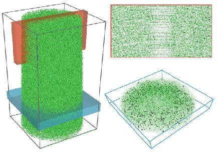Измерены свойства примесей в структуре нанопроволоки