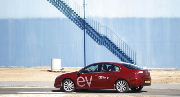 Израильский электромобиль: запрягали медленно. каким будет старт?