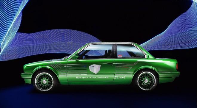 Электромобиль bmw из хорватии – самый мощный в мире электромобиль