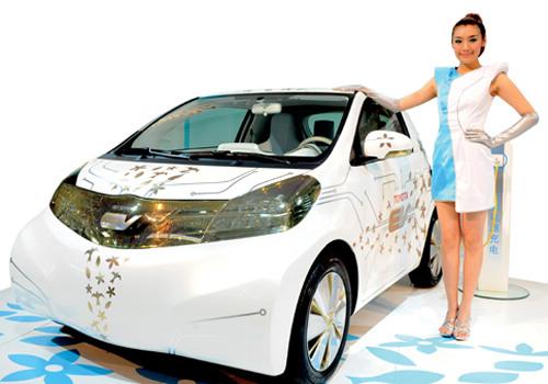 Электромобиль. китайский взгляд на проблемы развития