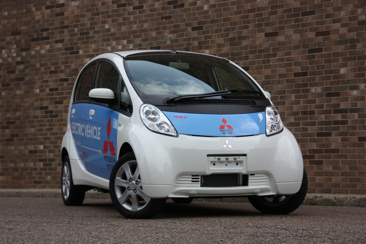 Электромобиль mitsuvishi i-miev будет продаваться в россии?!