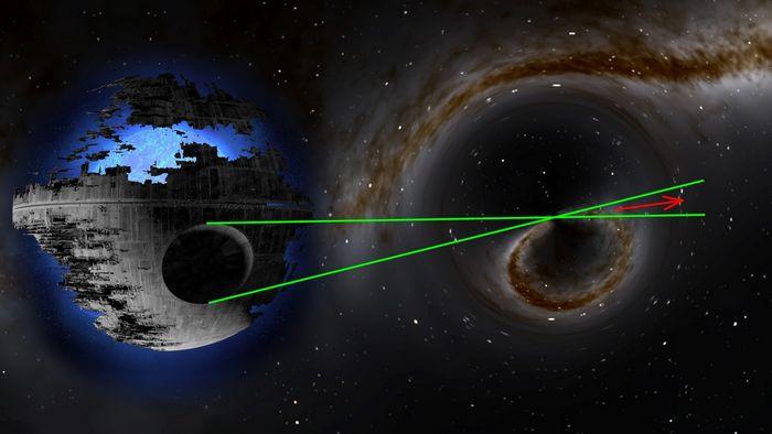 Как может происходить утечка информации в черных дырах