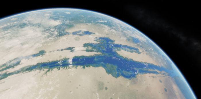 Как выглядел марс 4 миллиарда лет назад? (видео)