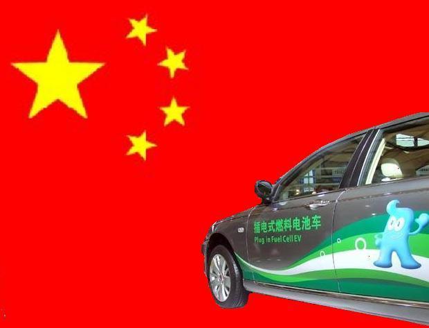 Китай. мировое лидерство в производстве электромобилей по-прежнему возможно