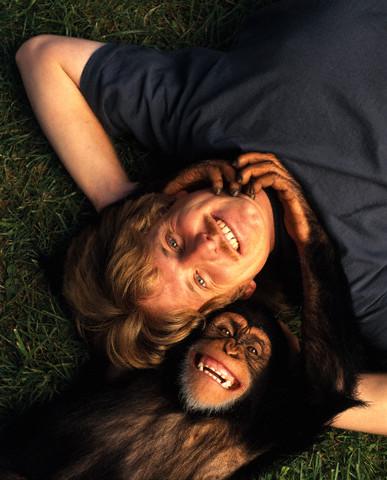Клеточная антропология: почему мы не похожи на шимпанзе