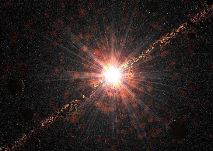 Коллайдер воссоздал большой взрыв, в результате которого образовалась вселенная
