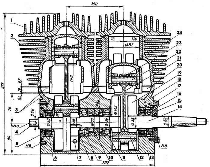 «Компакт -800» - мотор для сла