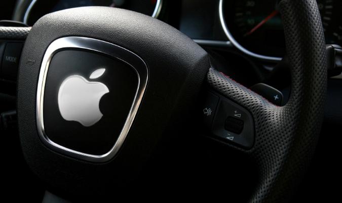 Компании apple не нужен автомобиль icar, чтобы устанавливать правила на дорогах