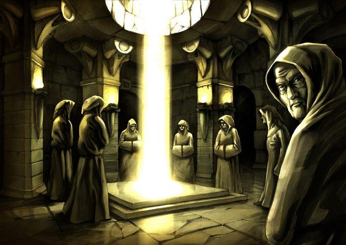 Кому нужны религиозные ритуалы людям или паразитам?