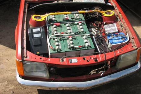 Конкурентоспособность электромобилей обеспечат улучшенные батареи