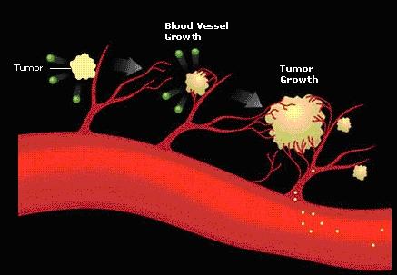 Контроль ангиогенеза с помощью наночастиц