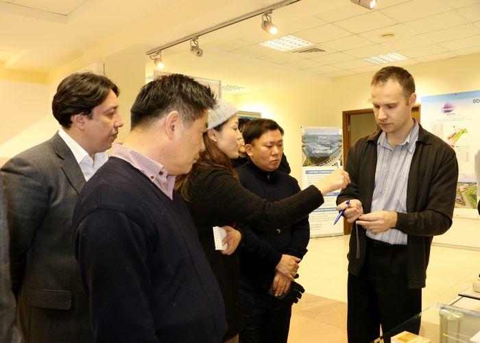 Корея ищет возможность сотрудничества с предприятиями дубны