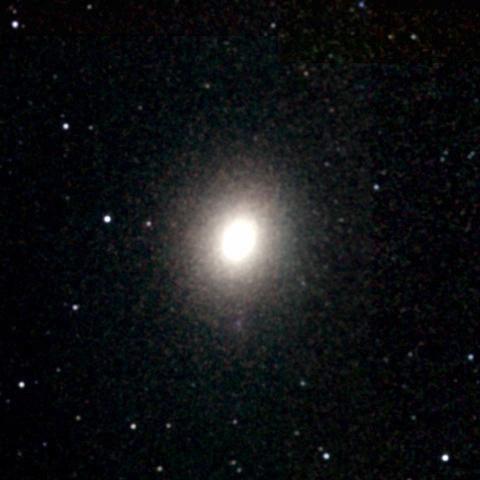 Космическая праща стреляет галактиками