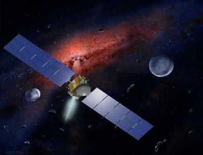 Космический зонд «рассвет»: впереди церера