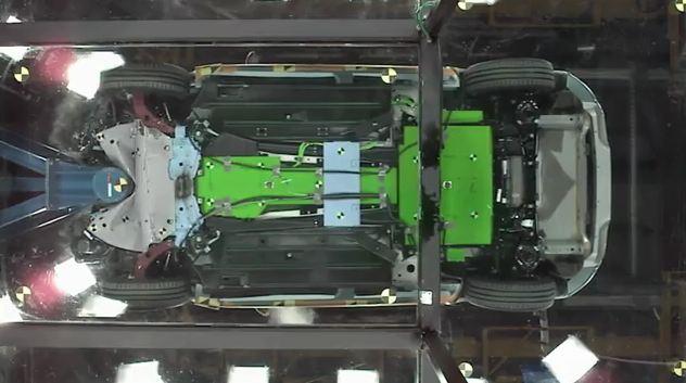 Краш-тест электромобиля volvo c30 ev (видео)