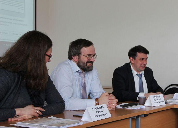 Круглый стол о роли бизнеса в развитии образования прошел в мгу им. м. в. ломоносова