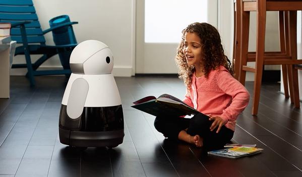 Kuri: возможно, самый милый робот в мире