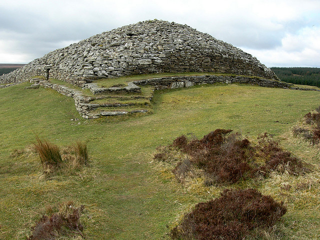 Люди неолита после смерти оставались в своей общине
