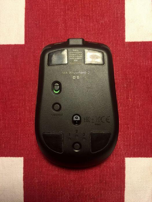 Logitechmx anywhere 2: тест-драйв компактной мыши