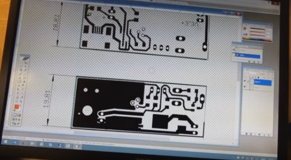 Лут технология изготовления печатных плат