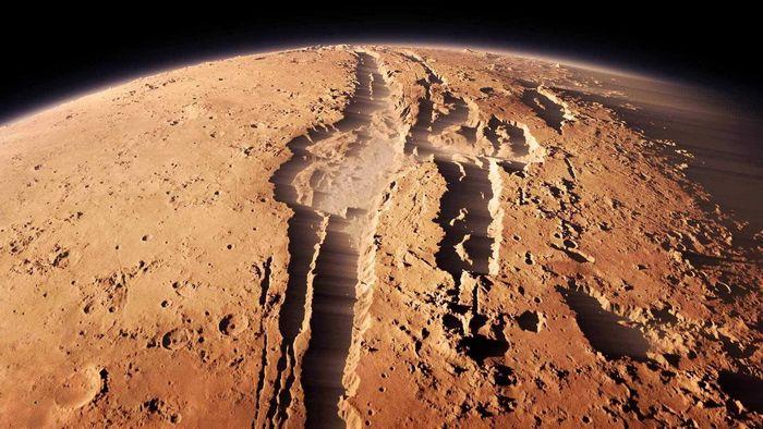 Марсоход curiosity: радиация на марсе безопасна для людей