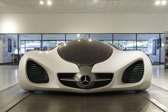 Mercedes biome concept – от реальности к фантастике