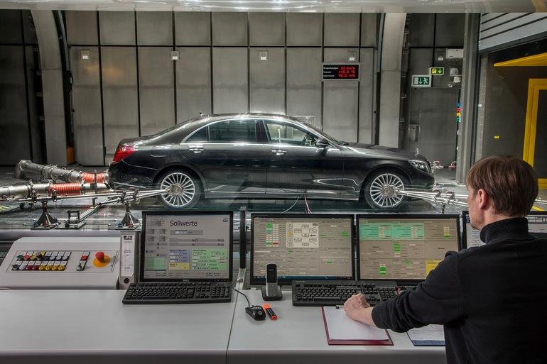 Mercedes первая выпустит автомобили с co2 в качестве хладагента