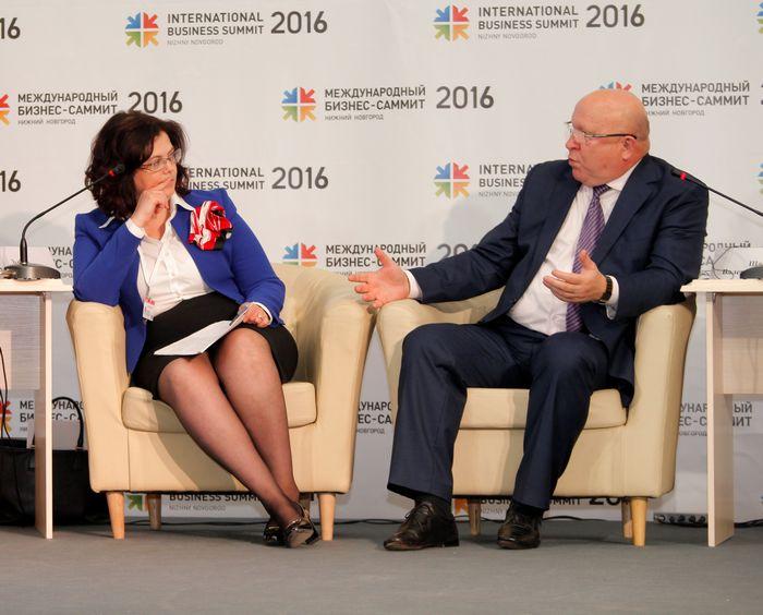 Меры поддержки малого и среднего бизнеса обсудили на международном бизнес-саммите в нижнем новгороде