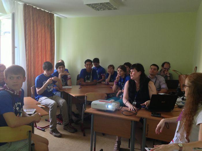 «Микрон» посетили победители vi всероссийской интернет–олимпиады «нанотехнологии – прорыв в будущее!»