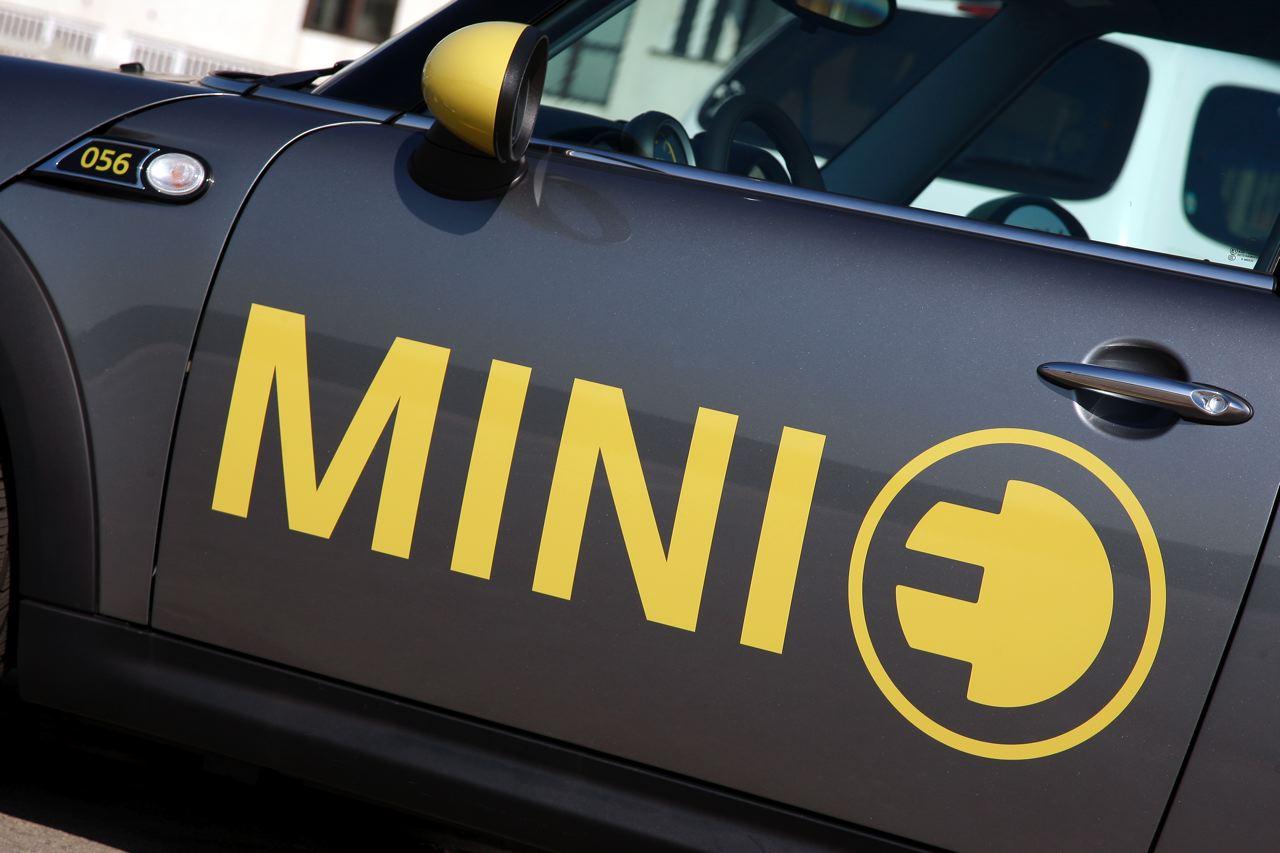 Mini e – электромобиль от bmw на базе mini cooper