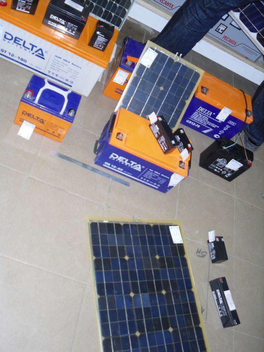 Миниатюрные солнечные батареи открывают новые возможности
