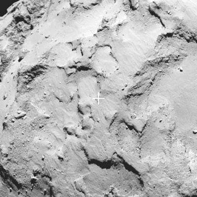 Миссия «розетта»: определены дата и время посадки на ядро кометы
