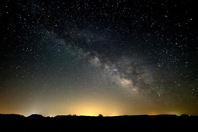 Млечный путь мешает нам видеть звезды в правильном месте