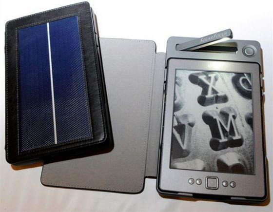 Многофункциональная солнечная обложка от amazon kindle