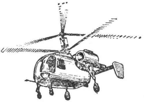 Моделисту о вертолете