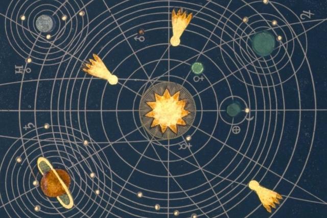 Молекулы жизни на далекой планете