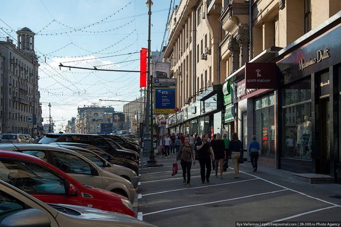 Москву погубят автомобили