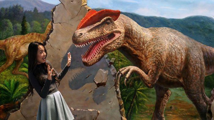 Можноли возродить динозавров?