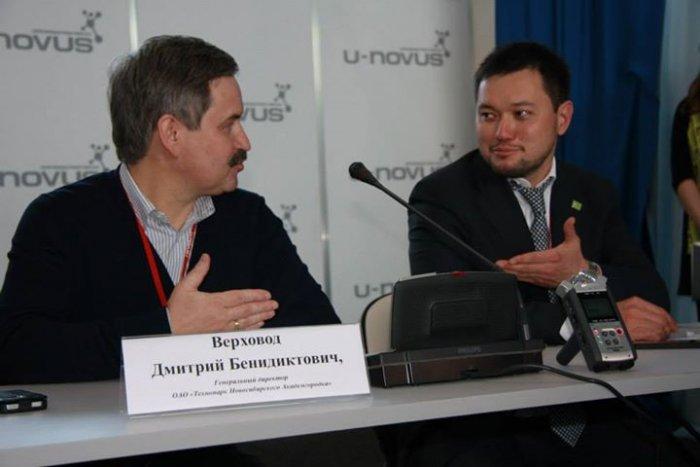 На открывшемся в томске форуме молодых ученых u-novus состоялось подписание соглашения о сотрудничестве в сфере инновационного развития
