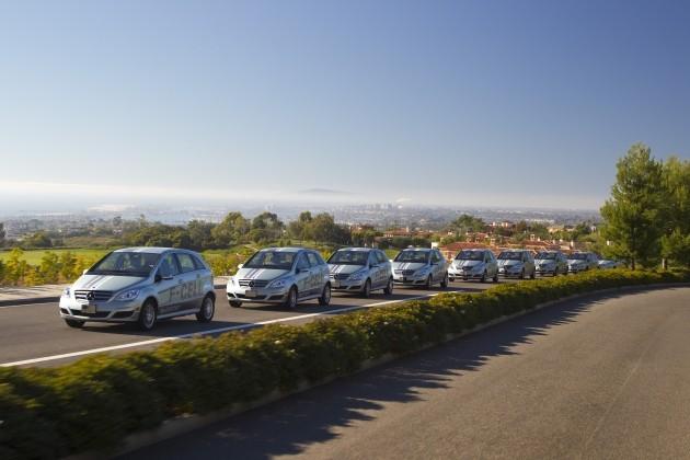 Начало эры электромобилей: поставки конечным потребителям