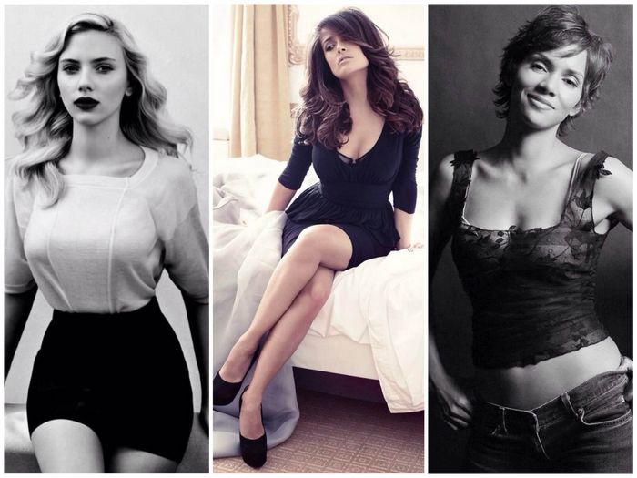 Наиболее привлекательны женщины с фигурой как песочные часы