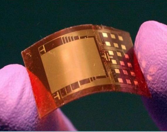 Наногенераторы для миниатюрных электронных устройств