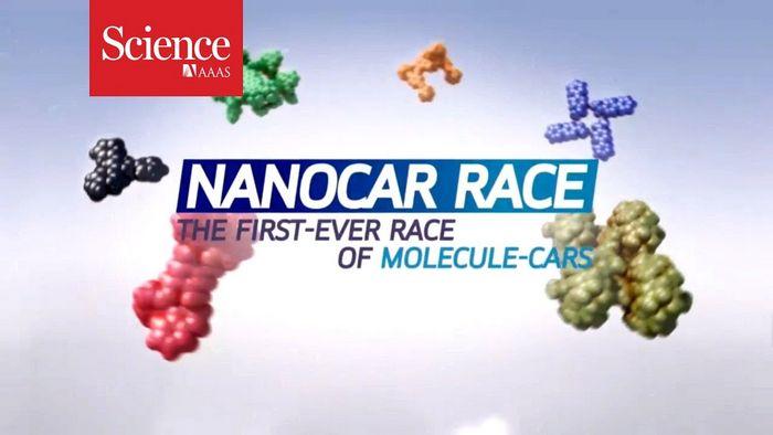 Нанокары проходят тяжелые испытания перед их участием в гонке nanocar race » dailytechinfo