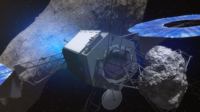 Наса ищет астероиды-убийцы