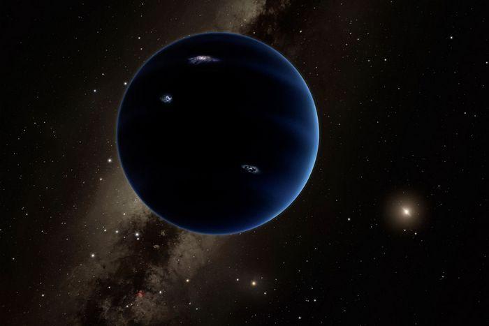 Насамом деле девятую планету пока необнаружили