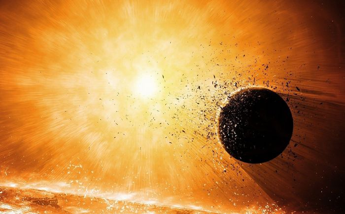 Необычная смерть экзопланеты