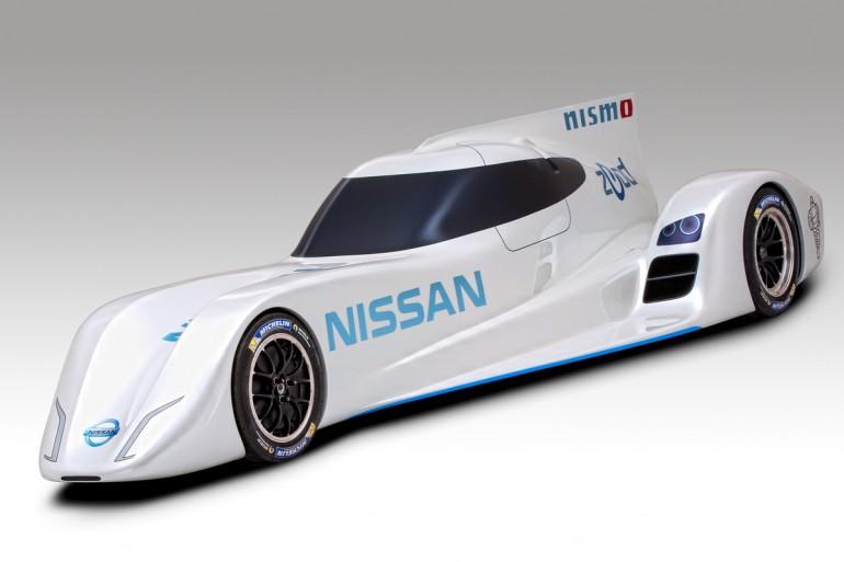 Nissan zeod rc – прототип электромобиля для гонок на выживание