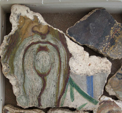 Новые домонгольские фрески из новгорода: найдены византийские параллели